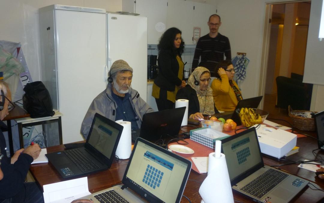 Datakurs för äldre Uppsala