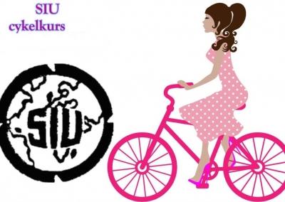 SIU-IKK cykelkurs för kvinnor 2