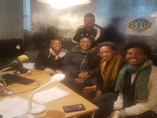 20181001 En intervju med 4 unga South Afrikanska poeter