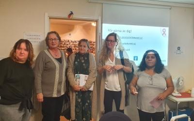 20191202 IKK föreläsning om mammografi