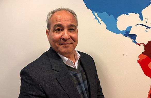Arabiska – Intervju med författaren och journalisten Mustafa kaoud