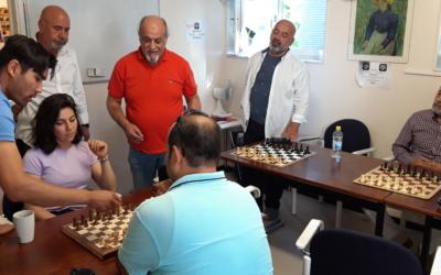 Schack turnering 11/8 från 14:30-18:30, SIUs lokal