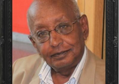 Det är med tung sorg som vi meddelar att SIU:s vice ordförande, Andargachew Meshesha somnade in idag, i sviterna av Covid.