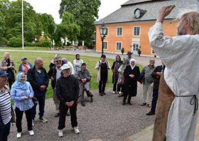 Äldre; Lördag 14 augusti. Dannemora gruvor.