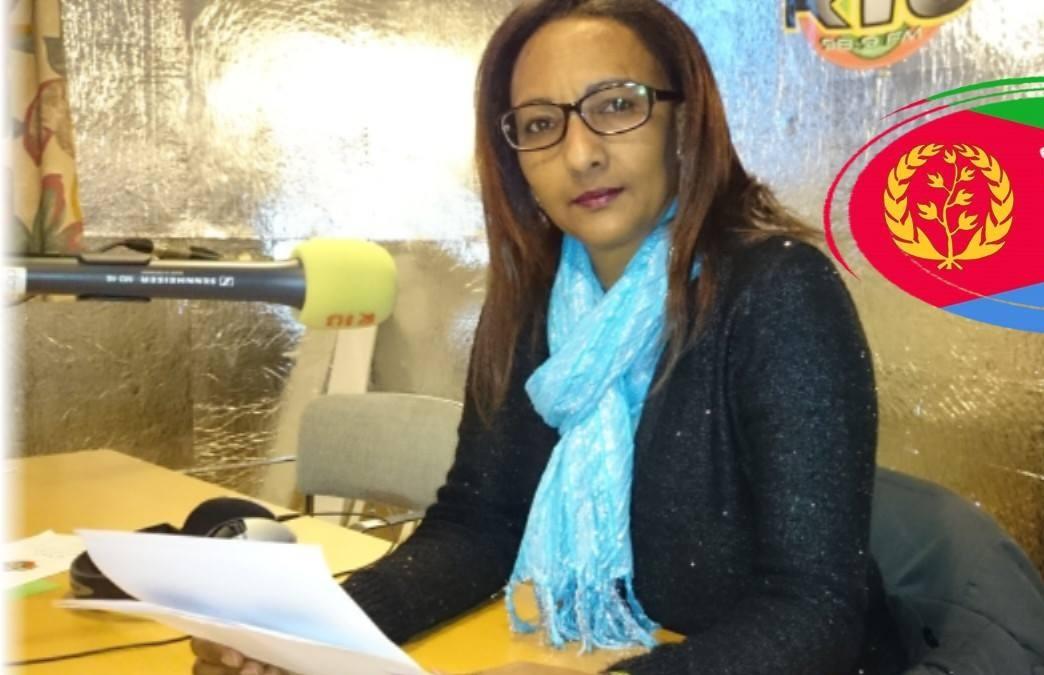Tigrinja v5 Eritreanska förbundet i Uppsala