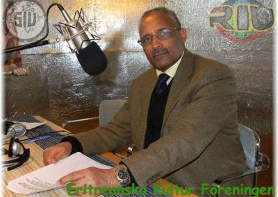 Tigrinja v16. Eritreanska kultur föreningen i Uppsala