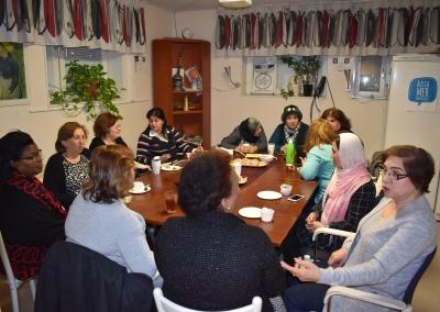Internationella kvinnokaféet 20181126