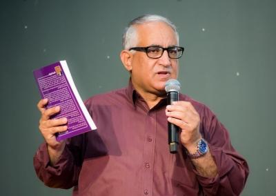 SIU Arabisk bokmässa, fotoutställning och Folkfest