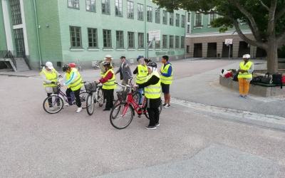 20190814 SIU cykelkurs