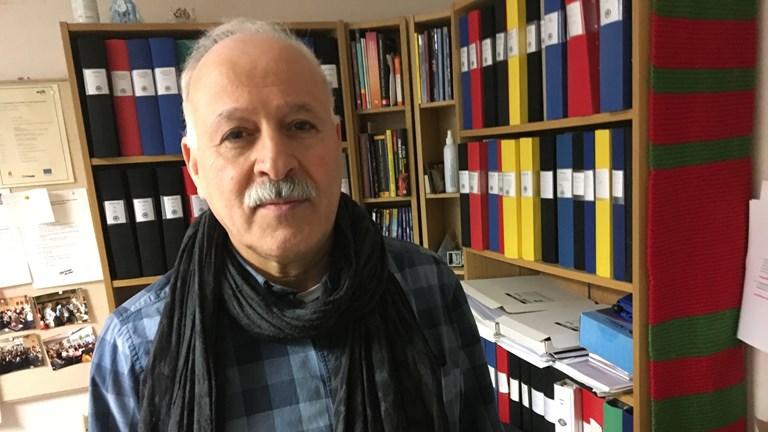 P4 Upplands intervju med Amil Sarsour