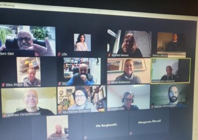 13 januari Zoom dialogmöte med Gottsunda gruppen