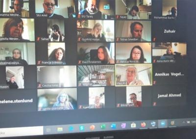 Onsdag den 7 april 2021: Zoom dialogmöte med Äldrenämnden